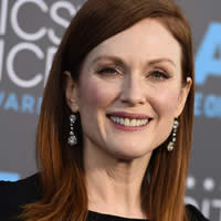 Julianne Moore en Lima