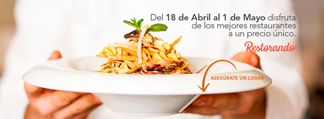 Lima Food Week Regresa - Portal Luna de Miel