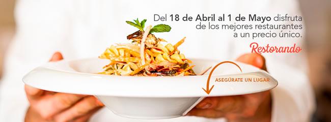 Lima Food Week Regresa - Portal Luna de Miel