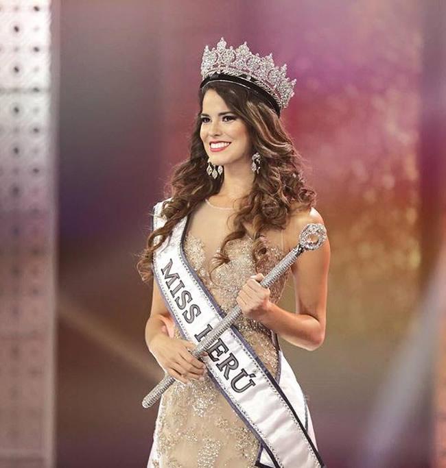 Miss Perú 2016 - Portal Luna de Miel