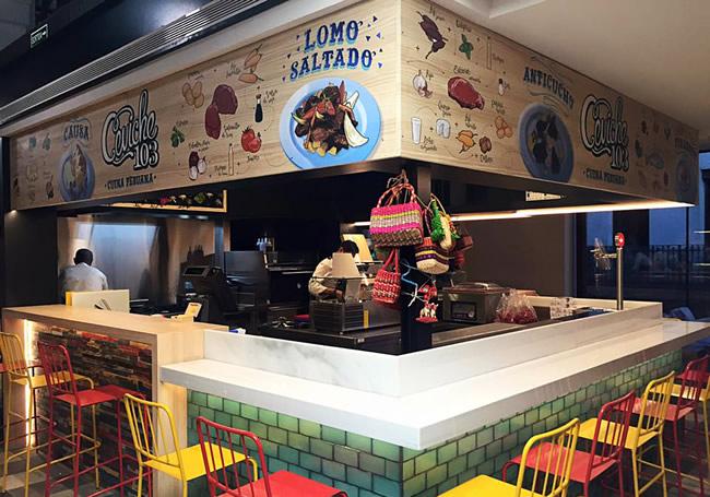 Restaurante Ceviche 103 - Portal Luna de Miel