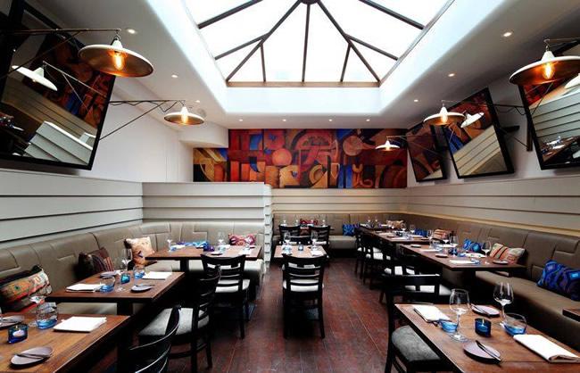 Restaurante Lima London - Portal Luna de Miel