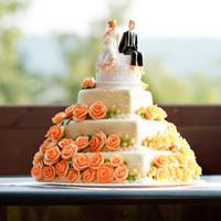 Últimas tendencias en tortas para bodas