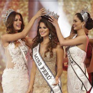 Valeria Piazza, la nueva Miss Perú