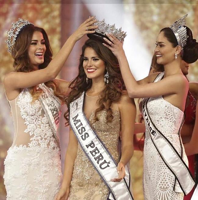 Valeria Piazza, La Nueva Miss Perú - Portal Luna de Miel