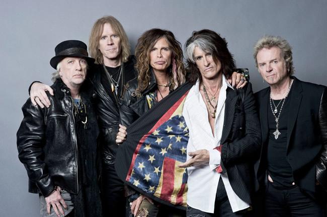 Aerosmith En Lima - Portal Luna de Miel