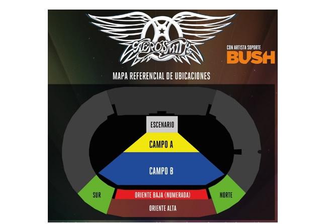 Concierto De Aerosmith En Perú - Portal Luna de Miel