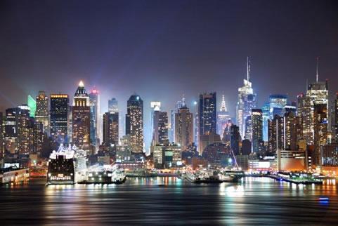 New York es una de las ciudades más visitadas por novios