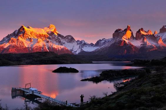 viaje de novios a patagonia argentina