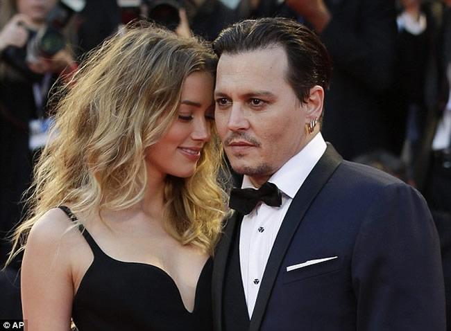 Divorcio De Johnny Depp Amber Heard - Portal Luna de Miel