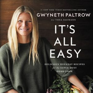 El exitoso libro de Gwyneth Paltrow