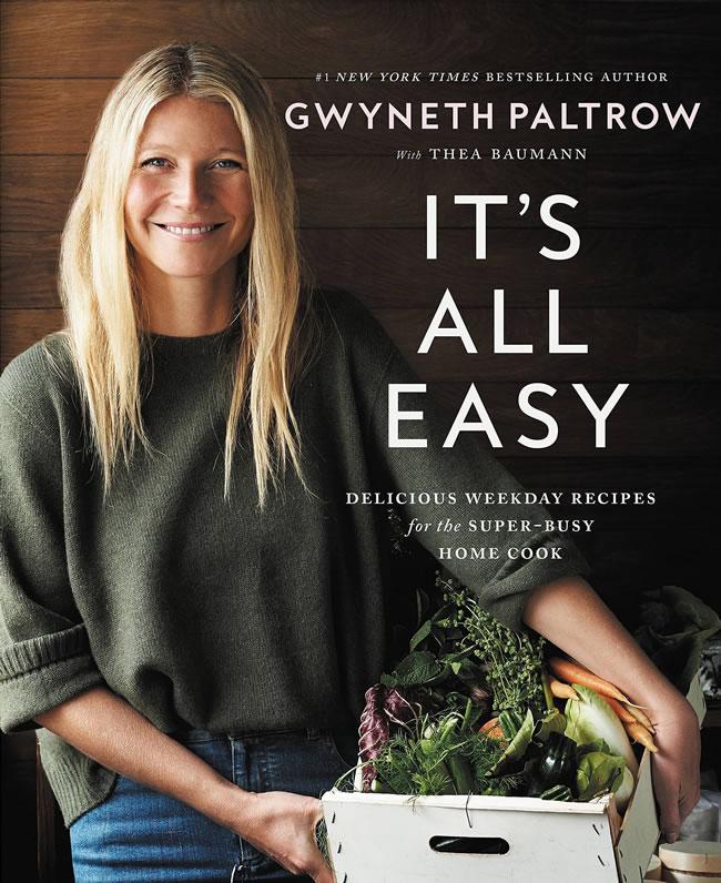 El Exitoso Libro De Gwyneth Paltrow - Portal Luna de Miel