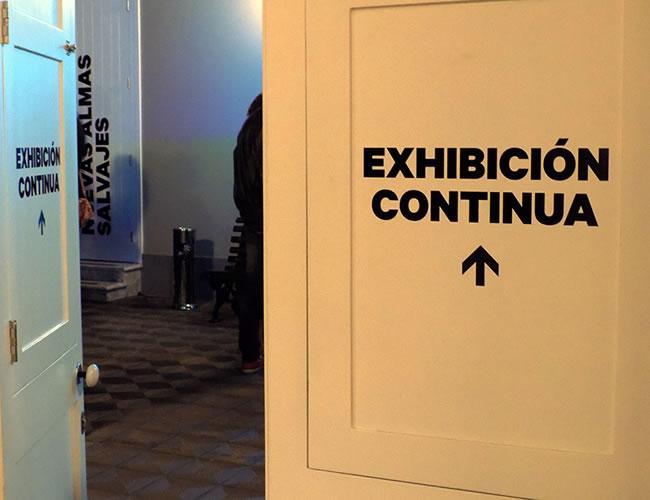 Exhibición Continua - Portal Luna de Miel