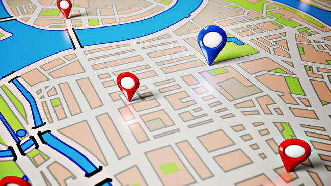 Google Maps - Portal Luna de Miel