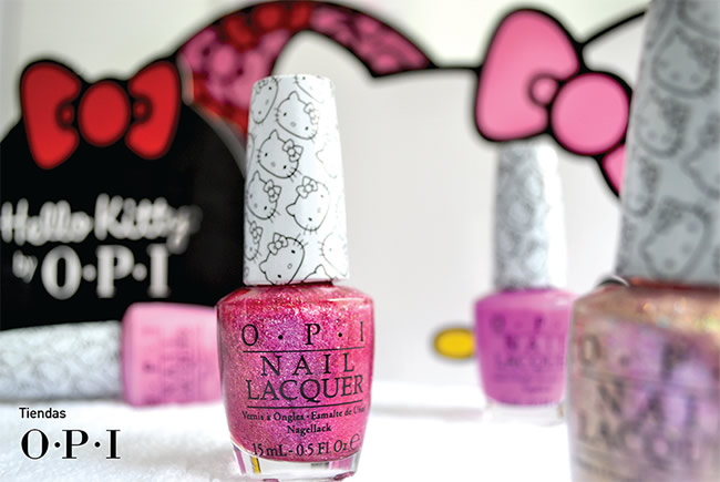 Hello Kitty By Opi - Portal Luna de Miel