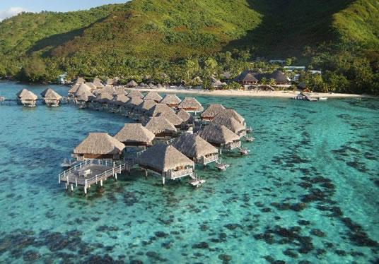 Hotel Romantico Hilton Moorea Lagoon Resort & SPA