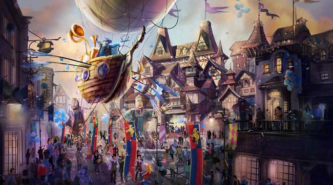 London Paramount - Portal Luna de Miel
