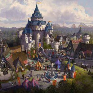 El nuevo parque de Paramount en Londrés