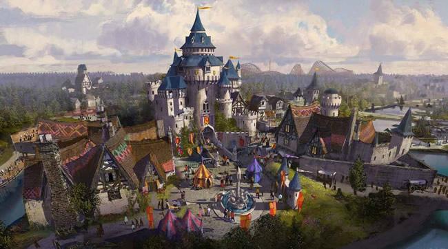 Nuevo Parque De Paramount En Londrés - Portal Luna de Miel