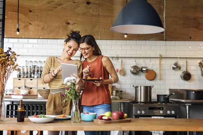 Páginas Para Aprender A Cocinar - Portal Luna de Miel
