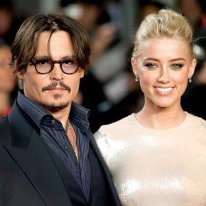 La separación de Johnny Depp y Amber Heard