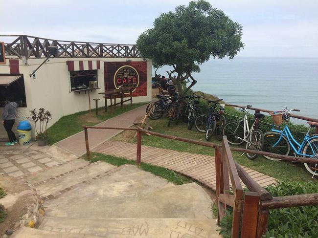 Un Café Con Vista Al Mar - Portal Luna de Miel