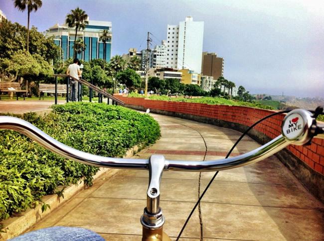 Un Paseo En Bicicleta - Portal Luna de Miel
