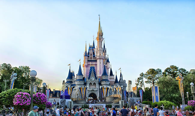 Disney'S Magic Kingdom En Orlando, Florida - Portal Luna de Miel