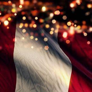 Fiestas Patrias en el Perú
