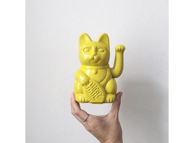 Gato De La Suerte Artesanal - Portal Luna de Miel