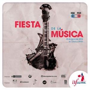 Vive la Fiesta de la Música