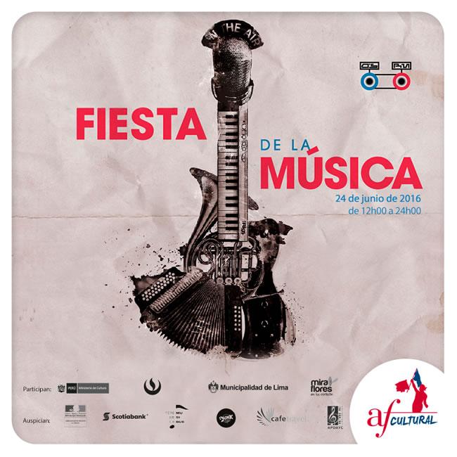 La Fiesta De La Música - Portal Luna de Miel