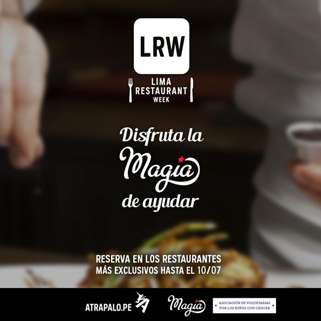 La Semana De Restaurantes De Atrápalo - Portal Luna de Miel