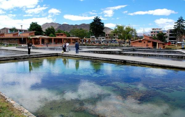 Los Baños Del Inca - Portal Luna de Miel