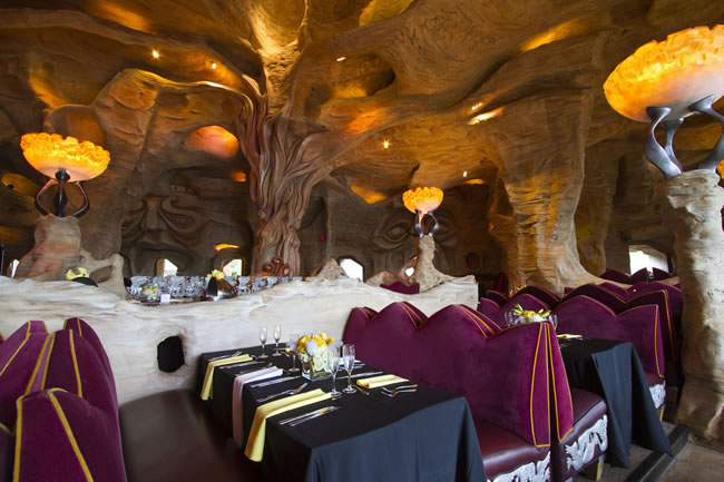 Restaurante Mythos - Portal Luna de Miel