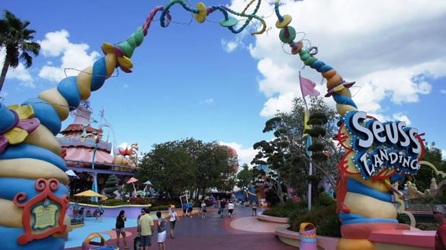 Universal'S Islands Of Adventure En Orlando, Florida - Portal Luna de Miel