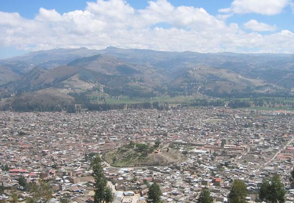 Viajes A Cajamarca - Portal Luna de Miel
