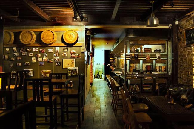 Bar De Bebidas Artesanales - Portal Luna de Miel