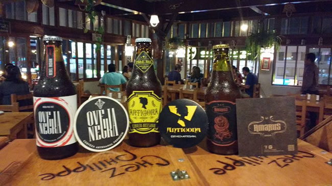 Carta De Cervezas Artesanales - Portal Luna de Miel