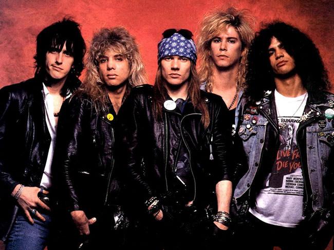 Concierto De Guns N' Roses En Lima - Portal Luna de Miel