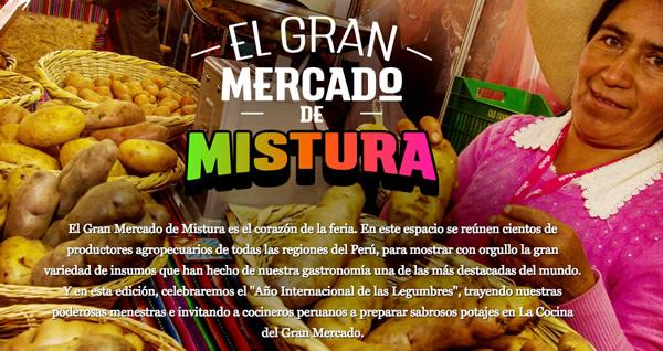 El Gran Mercado De Mistura - Portal Luna de Miel