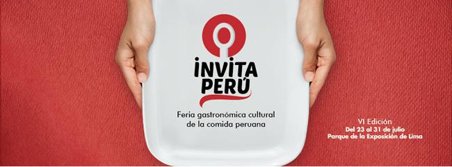 Feria Gastronómica 'Invita Perú' - Portal Luna de Miel