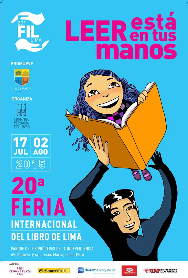Feria Internacional Del Libro De Lima - Portal Luna de Miel