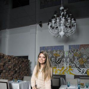 Karina Arancibia: una repostera con alma de artista