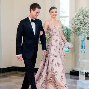 Miranda Kerr anuncia su matrimonio