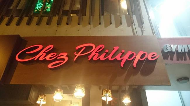 Restaurante Chez Philippe - Portal Luna de Miel