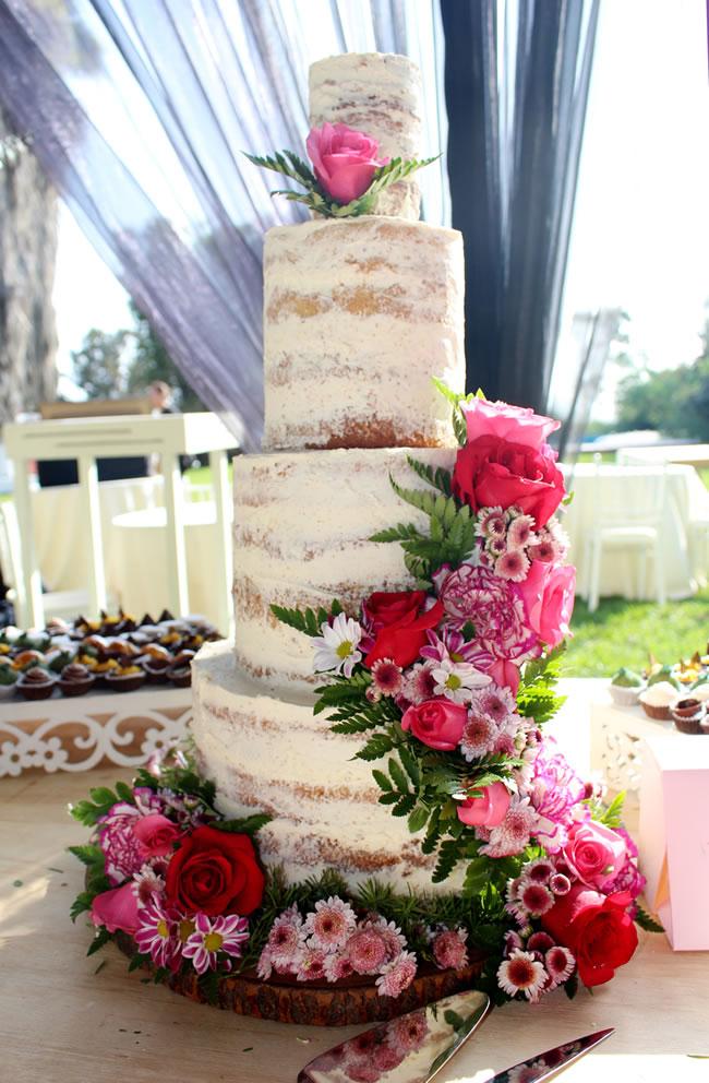 Torta Para Matrimonios - Portal Luna de Miel