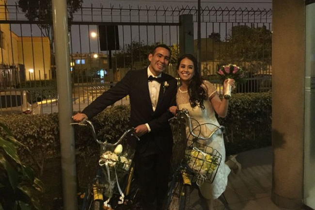 Un Matrimonio En Bicicleta - Portal Luna de Miel