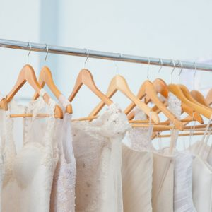 Un vestido de bodas, ¿de segunda mano?