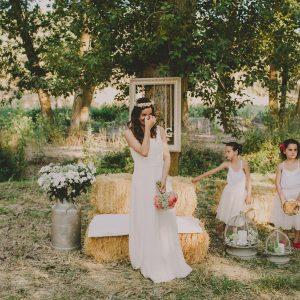 Prepara una boda estilo vintage